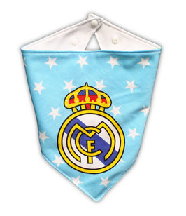 Real Madrid Bandana Bib