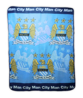 Mancheter City Fleece Blanket
