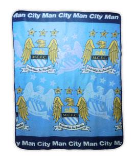 Mancheter City Fleece Blanket