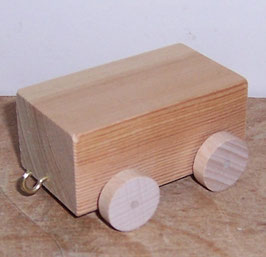 Bausatz Wagen einfach