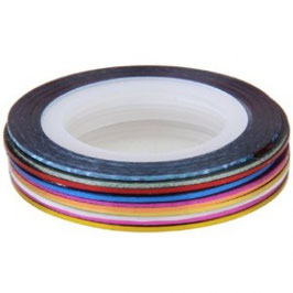Striper tape set 10 stuks
