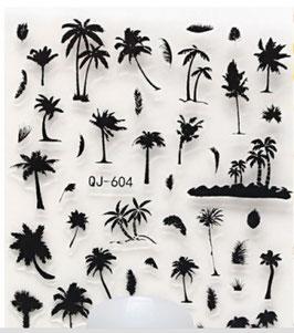 Stickers palmbomen