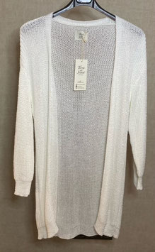 Witte vest One size