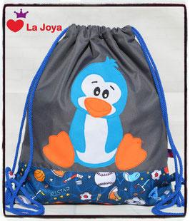 ★ KidsTurnBeutel ★ Pinguin ★