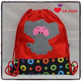 ★ KidsTurnBeutel ★ Elefant ★
