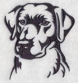 ★ Impfpasshülle ★ DOG ★ Labrador2 ★