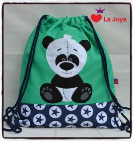 ★ KidsTurnBeutel ★ Panda ★