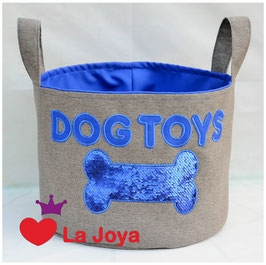 ★ Hundespielzeug-Aufbewahrung ★ Dog Toys Knochen ★