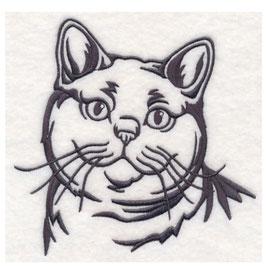 ★ Impfpasshülle ★ CAT BritischKurzhaar  ★