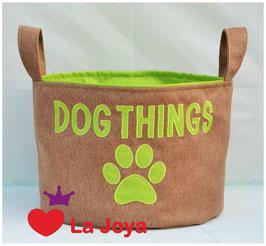 ★ Hundespielzeug-Aufbewahrung ★ Dog Things ★