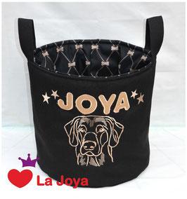 ★ Hundespielzeug-Aufbewahrung ★ personalisiert ★