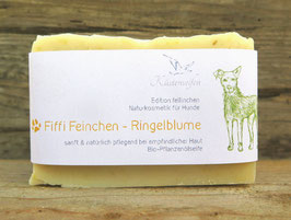 ★Hundeseife Fiffi Feinchen Ringelblume 80g★