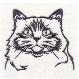 ★ Impfpasshülle ★ CAT Birma ★