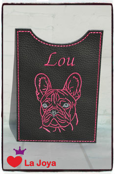 ★ Impfpasshülle ★ DOG ★ FrenchBulldog ★