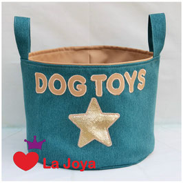 ★ Hundespielzeug-Aufbewahrung ★ Dog Toys Stern ★