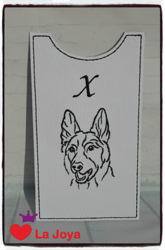 ★ Impfpasshülle ★ DOG ★ GermanShepherd 1 ★