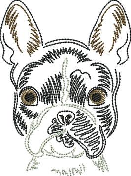 ★ Impfpasshülle ★ DOG ★ FrenchBulldog 2 ★