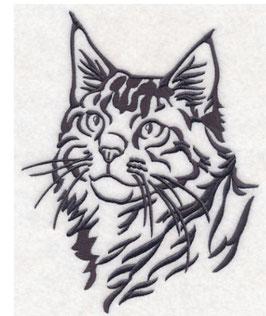 ★ Impfpasshülle ★ CAT MaineCoon ★