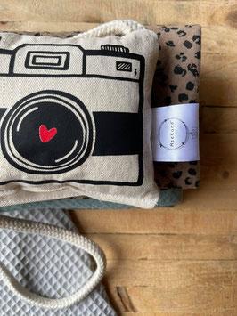 Fotoapparat mat  Polaroids