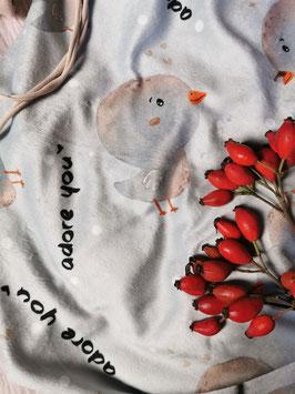 Adore you Wanterkuscheldecken aus Minky