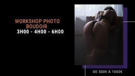 Workshop photo Boudoir