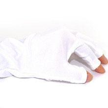 De Blanc Paire Gants Protection Uv thrdCsQ