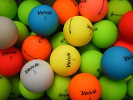 """Volvik Vivid """"Bunt""""  (1,20 €/Ball, AAAA / AAA)*"""