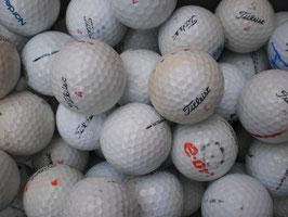 """Titleist """"Crossgolfbälle"""" , A / Cross , 0,15 Euro/Ball"""