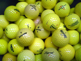 Gelbe Bälle AA ( 0,34 €/ Ball)*