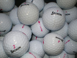"Srixon ""Soft Feel Lady"" (0,72 €/Ball, AAAA/ AAA)*"