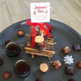 Les chocolats en sachet
