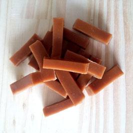 Tendres caramels au beurre salé des Hautes-Alpes