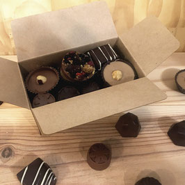 Les boîtes de chocolats