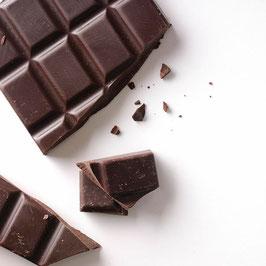 Tablettes au chocolat sans sucre Valrhona