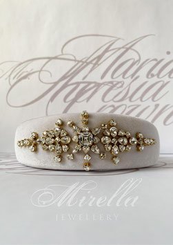 Mrs. Maria Theresia Crown