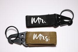 Mr & Mrs Schlüsselanhänger 1