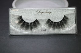 Lashes Silver No 104