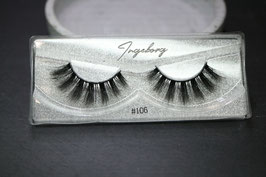 Lashes Silver No 106