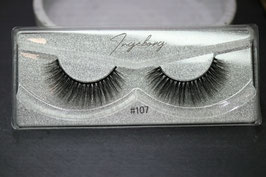 Lashes Silver 107