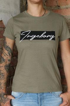 Ingeborg Shirt khaki