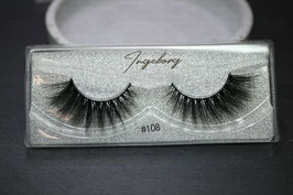 Lashes Silver No 108