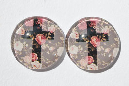 Blumen Kreuz