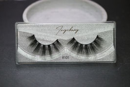 Lashes silver No 101