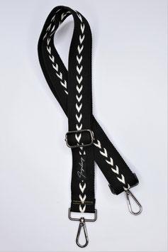 Kamera -/ Taschenband black white