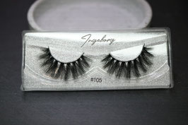 Lashes Silver No 105