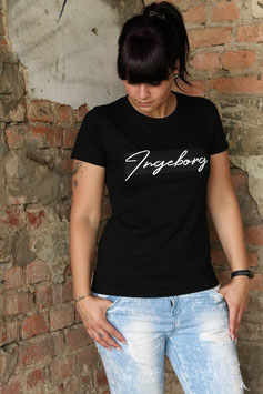 Ingeborg Black Shirt