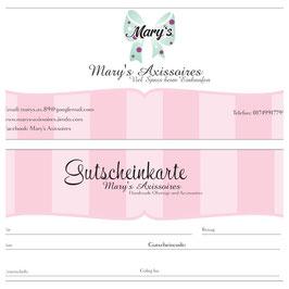 GUTSCHEIN MARY'S