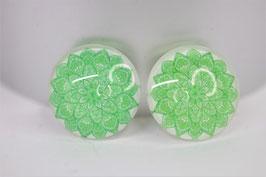 Grün/ Weiß 18mm