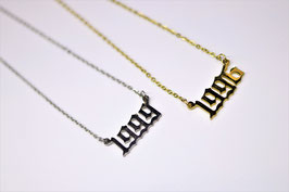 Kette Year gold