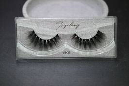 Lashes Silver No 103